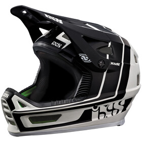 IXS Xult Casco integrale, white/black